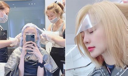 nhuộm tóc, ung thư, cách nhuộm tóc an toàn cho sức khỏe